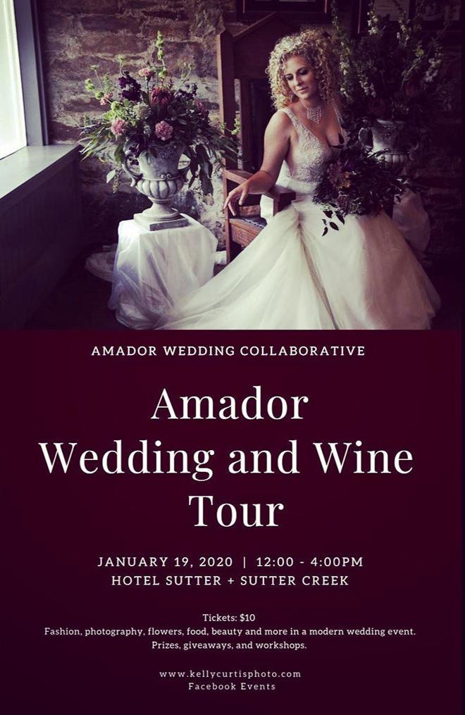 Amador Sutter Creek Bridal Open House