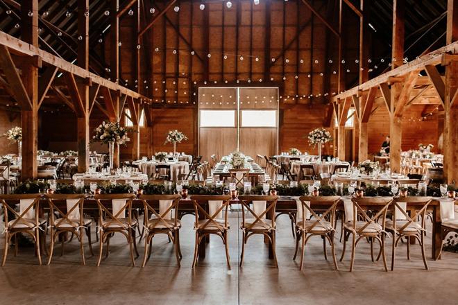 Tahoe Wedding Venue | Graeagle Wedding Venue | Rustic Romantic Wedding