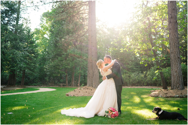 Foresthill | Sacramento Wedding