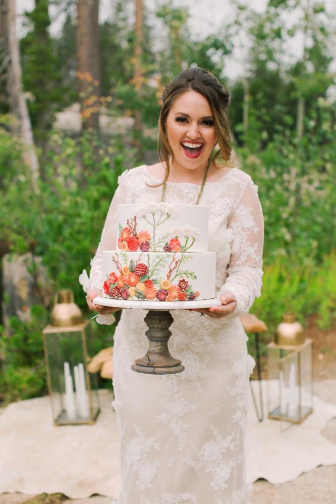 Sacramento Wedding Desserts Cakes