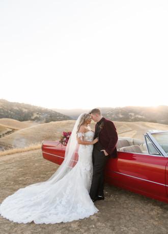 stephanie & brandon by sweet marie photography norcal classy halloween wedding