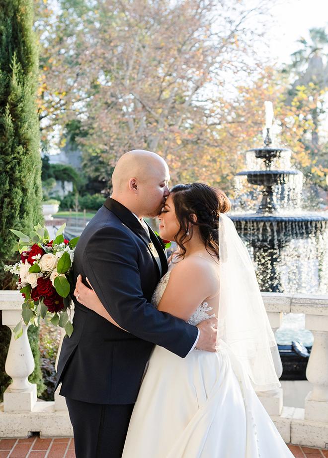 Justine Edward Vizcaya Sacramento Evening Estate Wedding Temple Photography