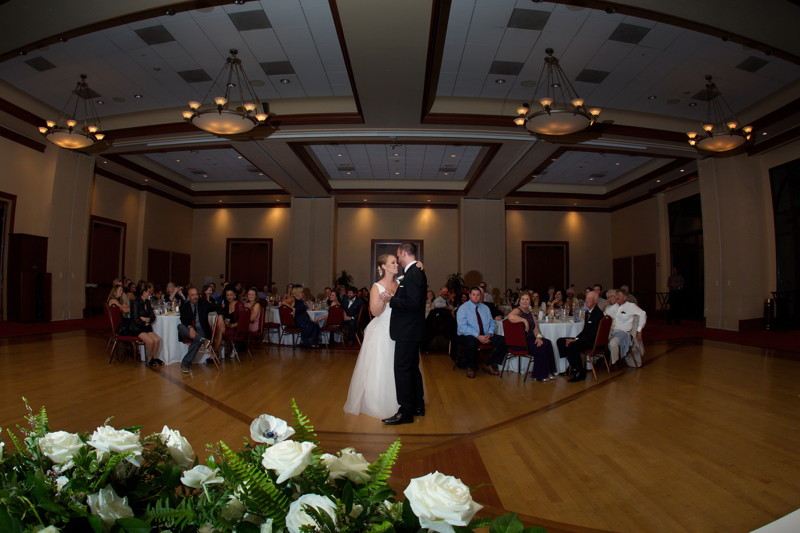 First Dance Songs - Mike Anderson Creative Memories Entertainment - Shelly and Saular Chuck Roberts Orchard Creek Lodge Wedding