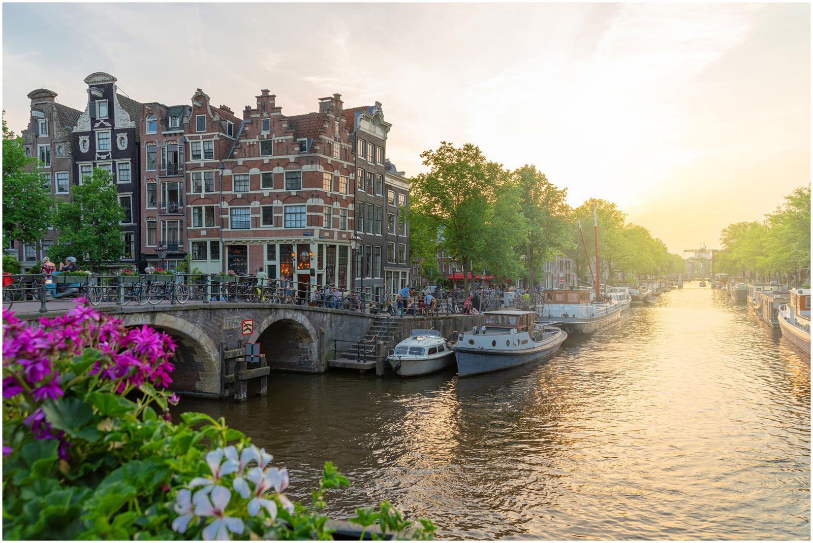 Honeymoon Travel Couples' Getaway | Crystal River Cruises | Bach Enchanting Moselle | Amsterdam