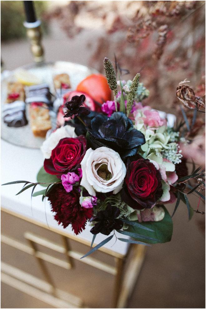 Chico Sacramento Wedding Flowers | Covid Elopement Styled Shoot