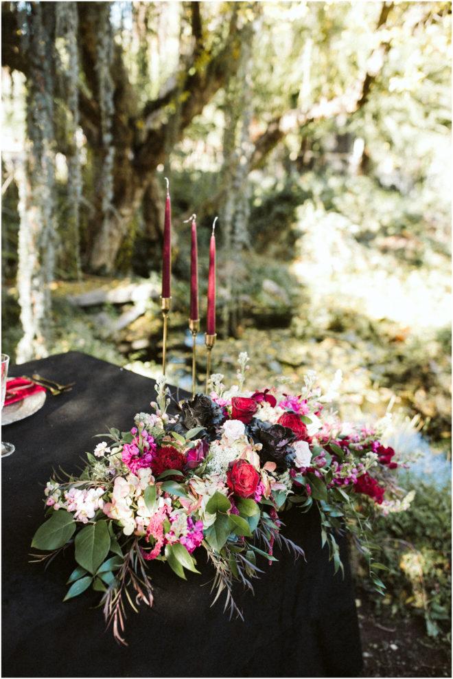 Chico Sacramento Wedding Venue | Covid Elopement Styled Shoot