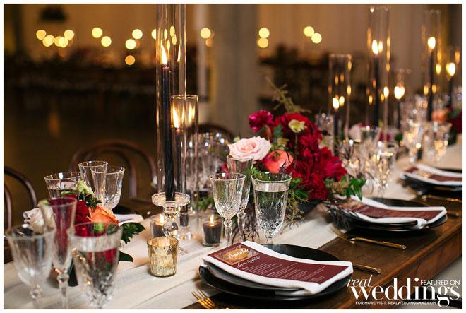 Marie and Michael Sacramento Wedding Willow Ballroom Jenn Robirds Events