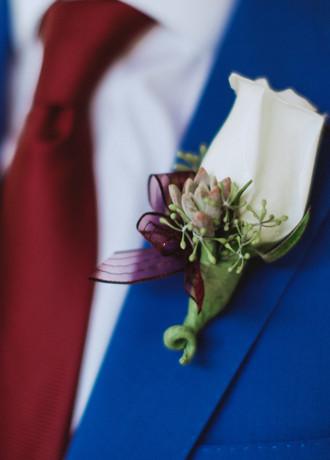 Amour Florist & Bridal-Boutonniere-SF19-1