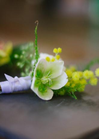 Hillside Blooms Floristry-Boutonniere-SF19-2