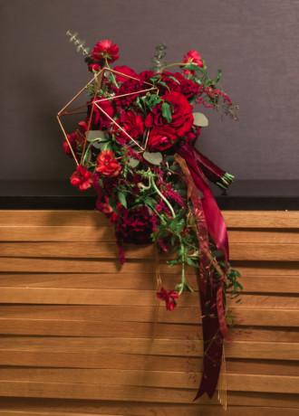 Amour Florist & Bridal-Bridal Bouquet-SF19-1