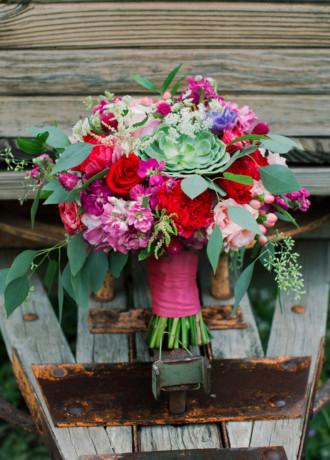 Amour Florist & Bridal-Bridal Bouquet-WS20-2