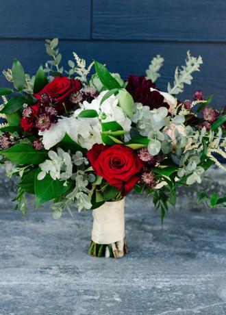 Amour Florist & Bridal-Bridal Bouquet-WS20-1
