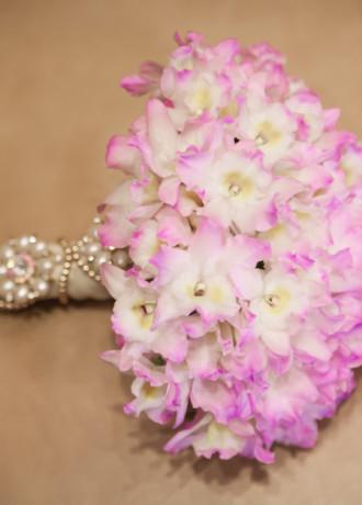 Carson Valley Florist-Bridal Bouquet-SF19-2