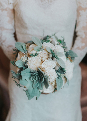 Curious Floral-Bridal Bouquet-WS20-1