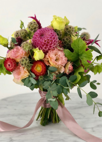 Garden of Weedon Designs-Bridal Bouquet-WS20-2