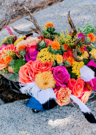 Wild Flowers Design Group-Bridal Bouquet-SF19-7