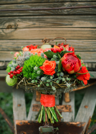 Bloem Decor-Bridal Boquet-WS20-1