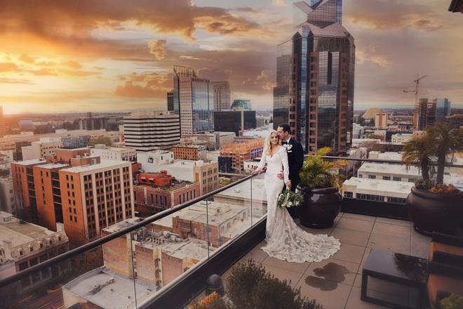 Sacramento Wedding Venue | Ballroom Wedding | City Wedding