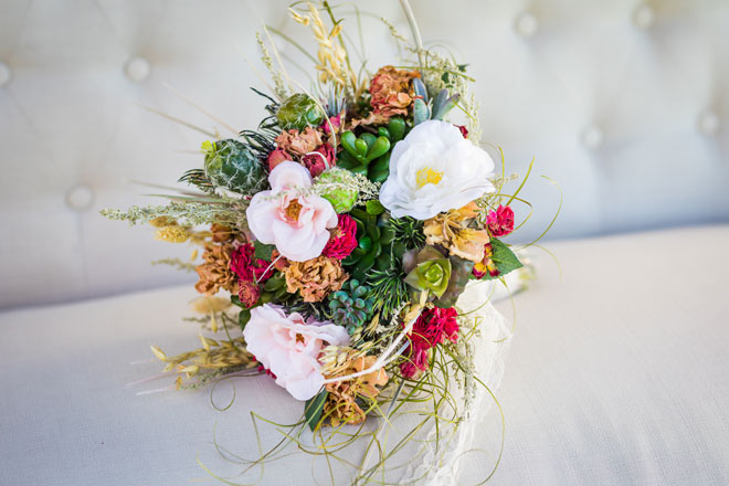 Carson Valley Florist Win It from Real Weddings Magazine Nevada Wedding Flowers