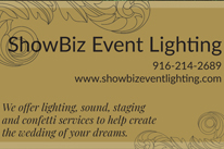 ShowBiz Event Lighting