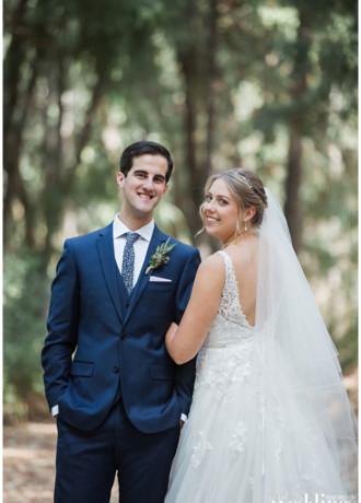 Sharlyn & Ian | Burgundy and Blush Wedding | Outdoor Nevada City Wedding | White Daisy Photography