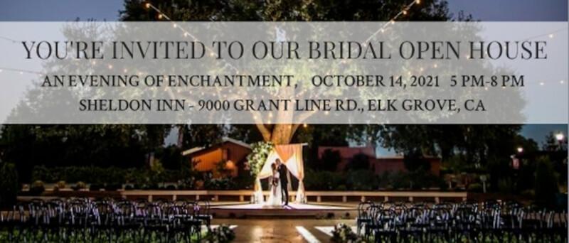 Elk Grove Wedding Venue Bridal Open House